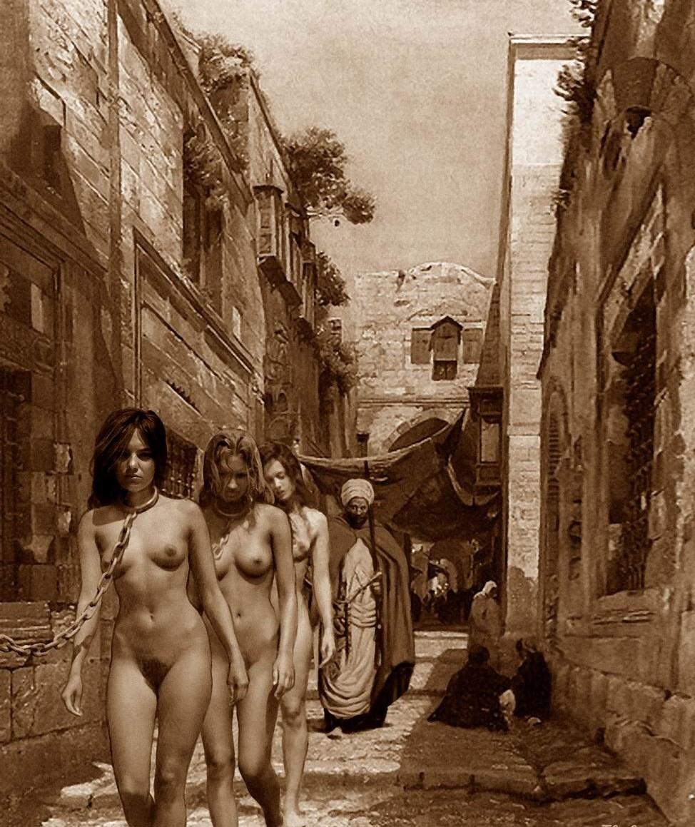 Nude Slave Girls Sold